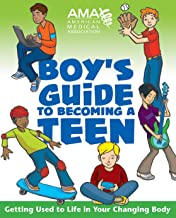 Download Book American Medical Association Boy's Guide to Becoming a Teen PDF