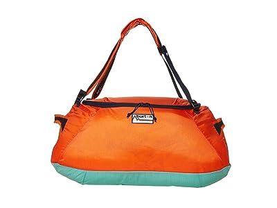 Burton Packable Multipath Duffel 40L (Orangeade Ripstop) Duffel Bags