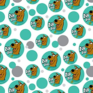 scooby doo christmas wrapping paper