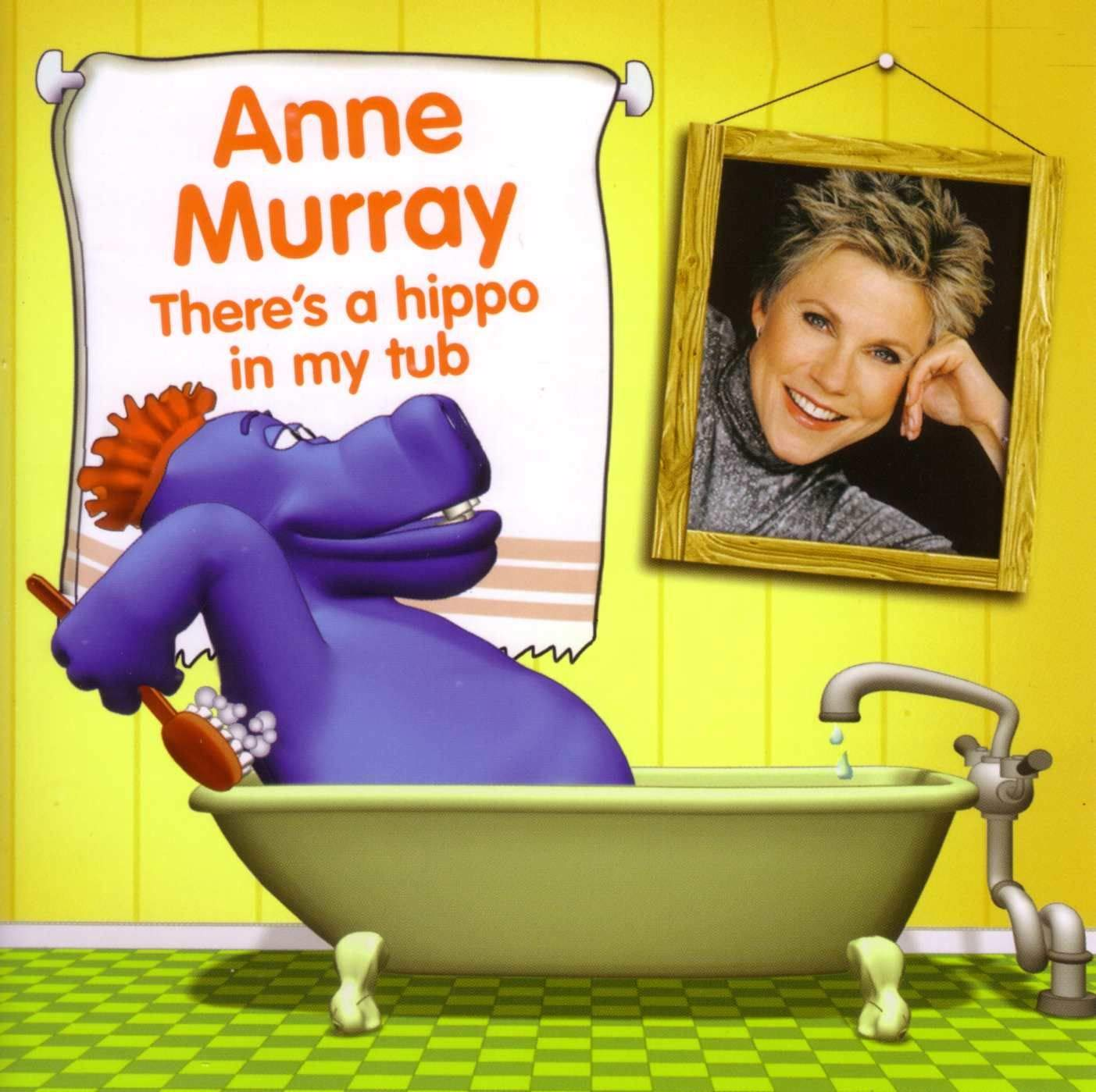 There's A Hippo In My Tub