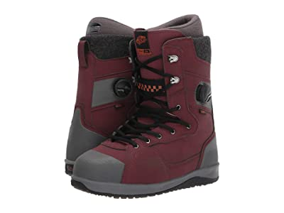 Vans Implanttm Pro (Burgundy/Grey) Men