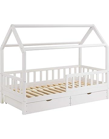 Kinderbett BOX BED Bett für Kinder BETT HOLZ  BOX 5