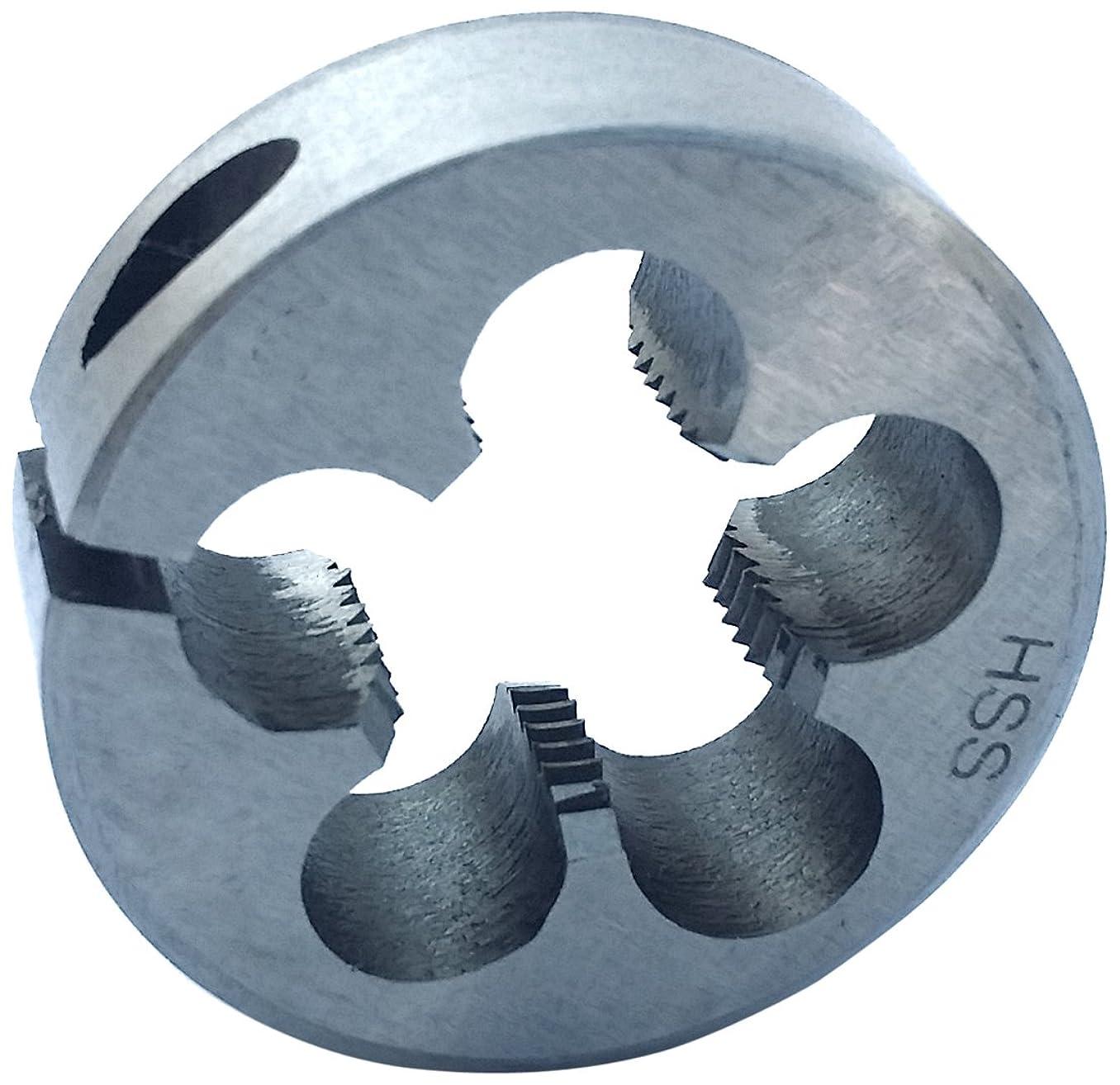 HHIP 1016-1260 1/2-20 (1-1/2 Inch OD) Adjustable Round Split Die