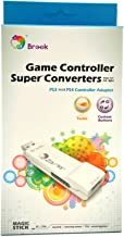CtrlDepot Brook Super Converter Compatible for PS3 to PS4 Arcade Stick Converter Controller Adapter Support GT/G27/G29 Steering Wheel