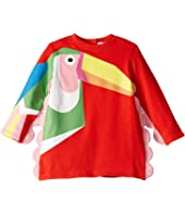 Stella McCartney Kids - Toucan Sweatshirt Dress (Infant)