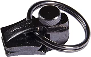 FixnZip Instant Zipper Replacement, Large, Black Nickle