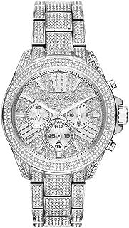 Michael Kors relojes Wren Chrono Reloj de acero inoxidable