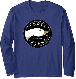 Goose island Logo Long Sleeve Shirt