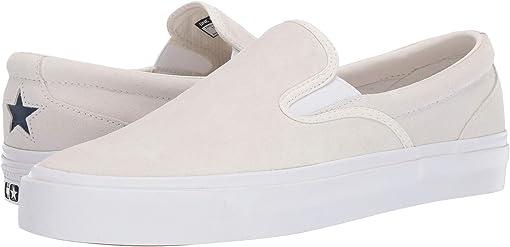 Egret/Navy/White