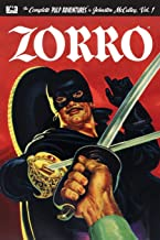 Zorro #1: The Mark of Zorro (Zorro: The Complete Pulp Adventures) (Volume 1)