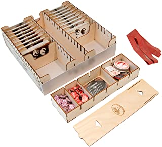 The Broken Token Box Organizer for Living Card Games Compact Box (2018)