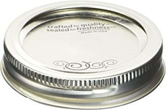 product image for Kerr Regular Mouth Lids with Bands for Preserving, 12-Count
