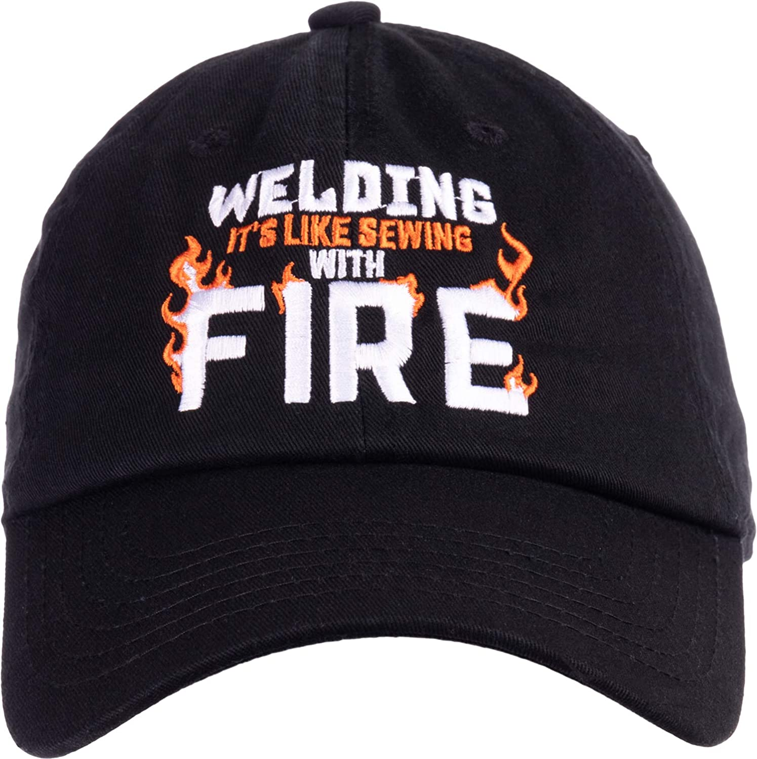Ann Arbor T-shirt Co. wholesale Welding: It's Funn Sale Fire Like Sewing with