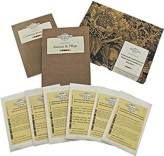 Historische Gurkensorten - Samen-Geschenkset mit 6 seltenen, ursprünglichen Sorten