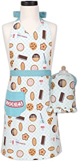 Handstand Kitchen 'Milk and Cookies' Matching Child and 18