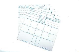 Fingerprint Cards, Applicant FD-258, 5 Cards
