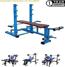 Produman Hub Multipurpose 8 in 1 Bench Press Home Gym Equipment PD0777