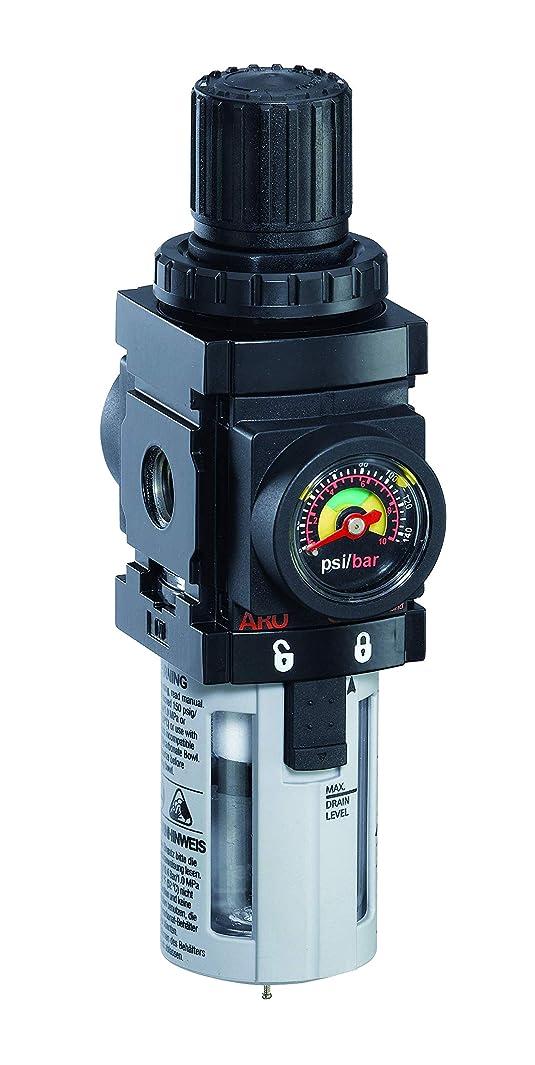 ARO P39344-600-VS Air Filter-Regulator Piggyback, 1/2