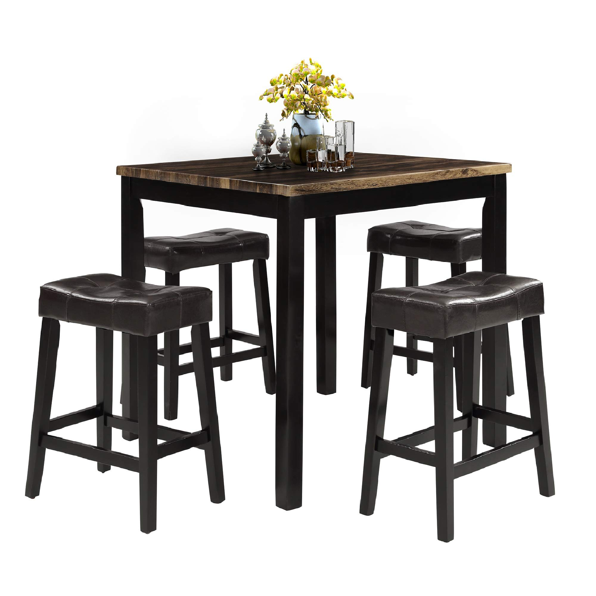 Chair Counter Dining Height Table Chair Pads Amp Cushions