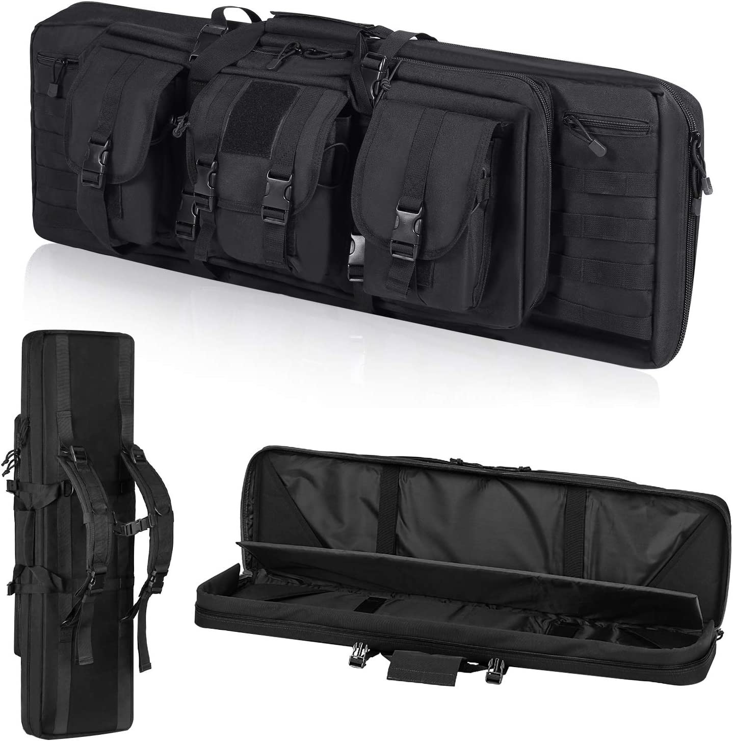 ORHFS Double Long Soft Rifle Durable Tact Denver Mall discount Case Classic American