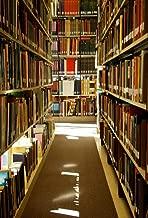 Yeele Bookcase Backdrops 8x12ft/2.4 X 3.6M Wooden Bookshelf Library Study Room Nostalgia Retro Indoor Student Adult Artistic Portrait Photoshoot Props Photography Background