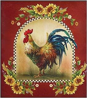 Best rooster sunflower kitchen decor Reviews
