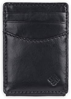 Columbia Men's RFID Security Blocking Slim Front Pocket Wallet