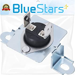 137032600 Dryer Thermal Limiter Replacement Part by Blue Stars - Exact Fit for Frigidaire Dryers - Replaces 137060800 7137032600