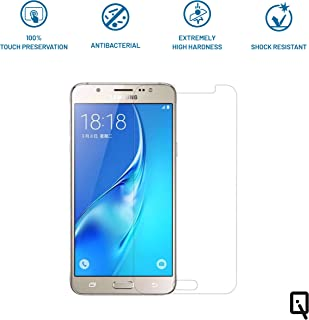 IQ Premium Quality Tempered Glass Screen Guard Protector for Samsung J5 Prime