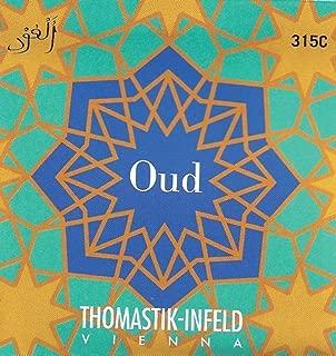 Thomastik 315 Arabic Oud Set, medium (10-string)