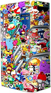 Skin Decal Vinyl Wrap for Smok T-Priv Vape stickers skins cover/ Sticker collage,sticker pack