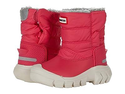 Hunter Kids Original Snow Boots (Toddler/Little Kid) (Bright Pink) Girls Shoes