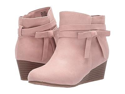 Mia Kids Dana (Little Kid/Big Kid) (Dark Blush) Girls Shoes