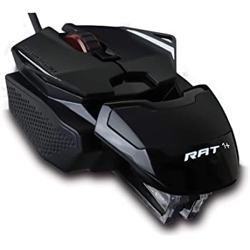 Mad Catz The Authentic R.A.T. 1+ Optical Gaming Mouse