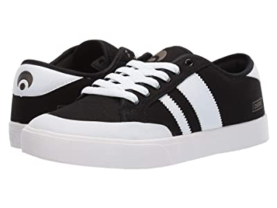 Osiris Kort VLC (Black/White) Men