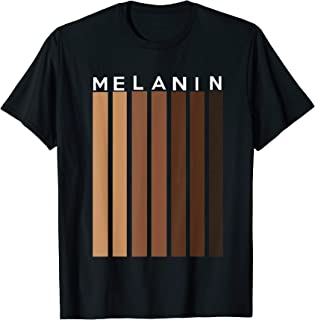 Oheneba: Melanin Shades Black Pride Gift T-Shirt