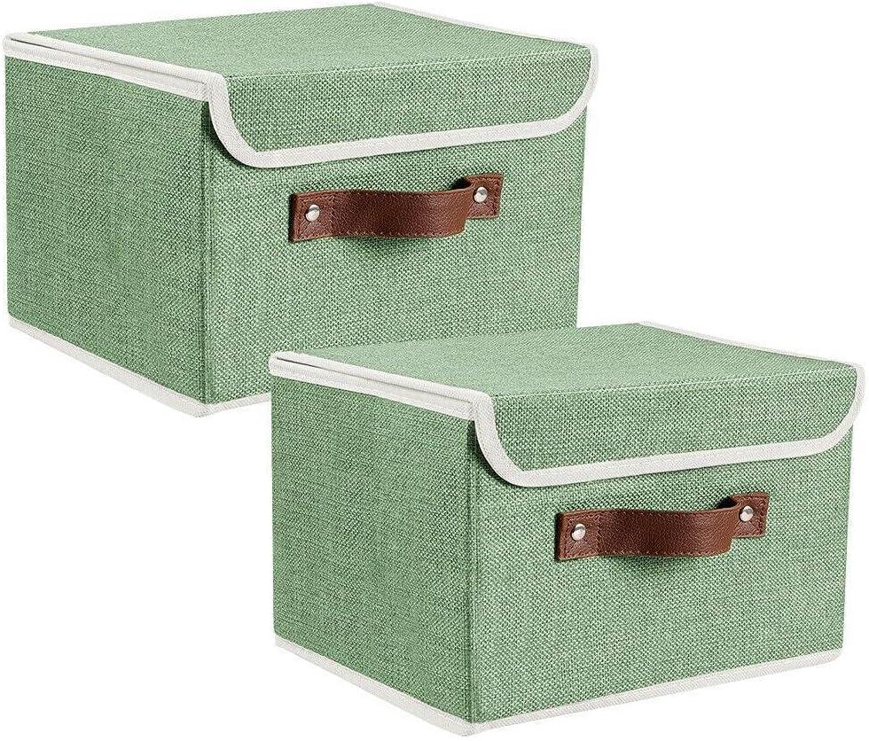 Fabric Storage Bins Box Container Closet Super intense SALE Organize Clothes Basket Denver Mall