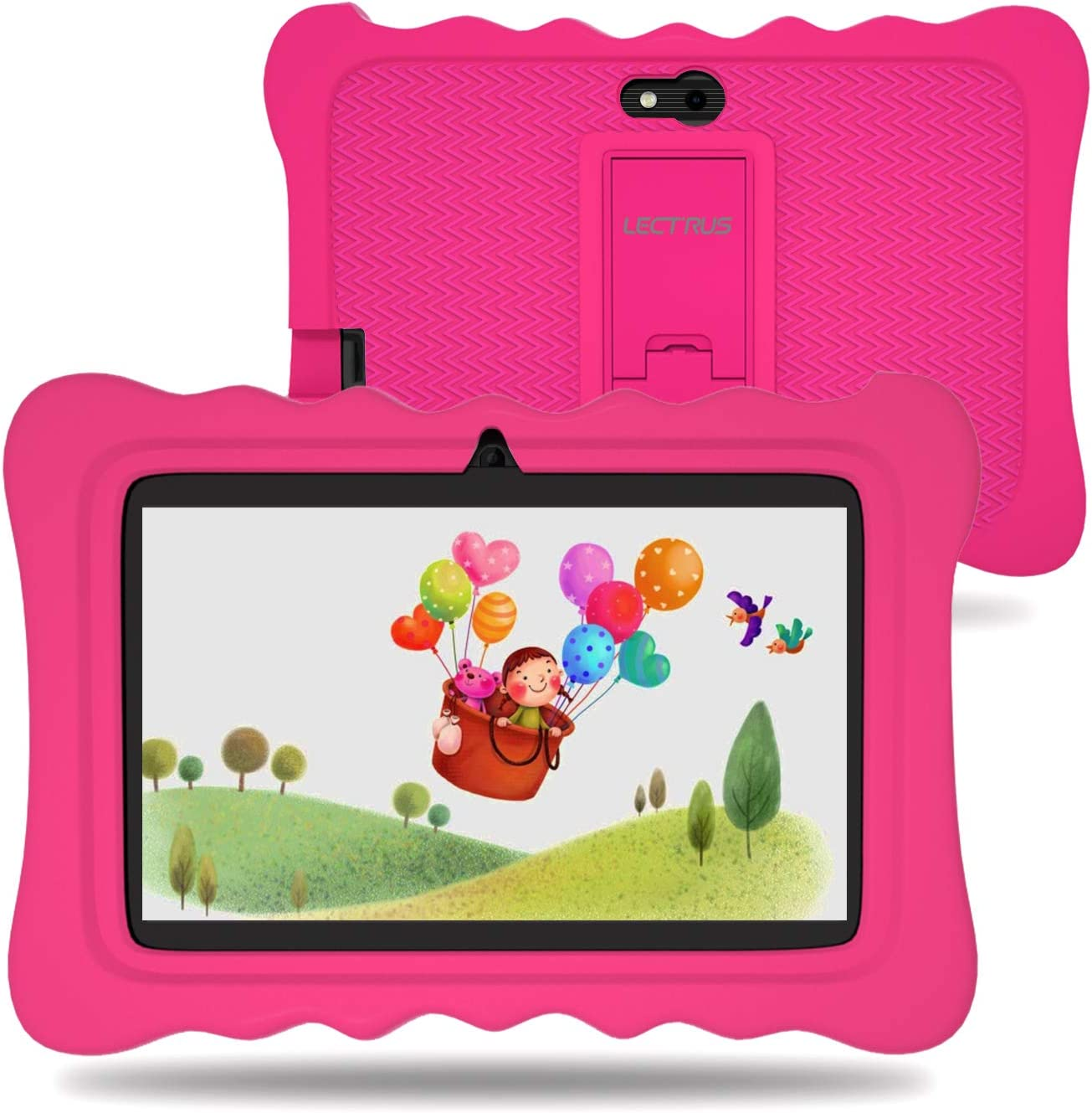 Sale special price Lectrus Tablet 7 inch Android Certified Pie GMS 9.0 latest 2GB+16GB
