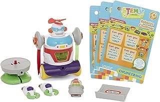 Little Tikes Builder Bot Toy, Multicolor