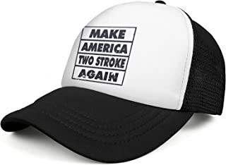 Best make 2 strokes great again hat Reviews