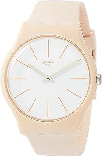 Swatch BEIGESOUNDS Unisex Watch SUOT102