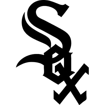 8x8 Team Color 8x8 25047061 Wincraft MLB Chicago White Sox Die-Cut Decal