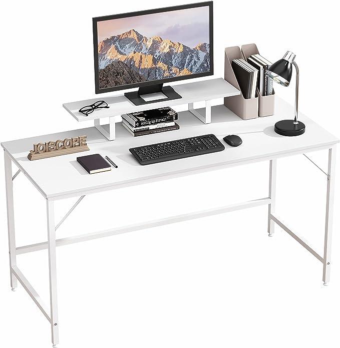 515 opinioni per JOISCOPE Scrivania per Computer con ripiano Mobile,Scrivania,scrivania
