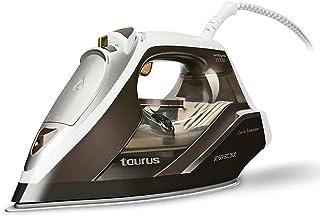 comprar comparacion Taurus Geyser Eco 2600 – Plancha, Elimina Virus y bacterias, 160 g/min, 2600W, regulador Vapor y Temperatura, Suela Titani...