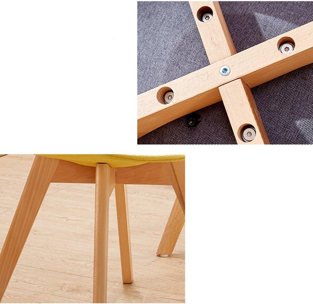 SLL- Chaise d'ordinateur de Maison créative Chaise de Maquillage de personnalité Minimaliste Moderne Moderne (Color : B) B