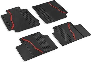 50547106 Gummimatten Set vorne + hinten Original Fußmatten mit Logo RWD 4x2
