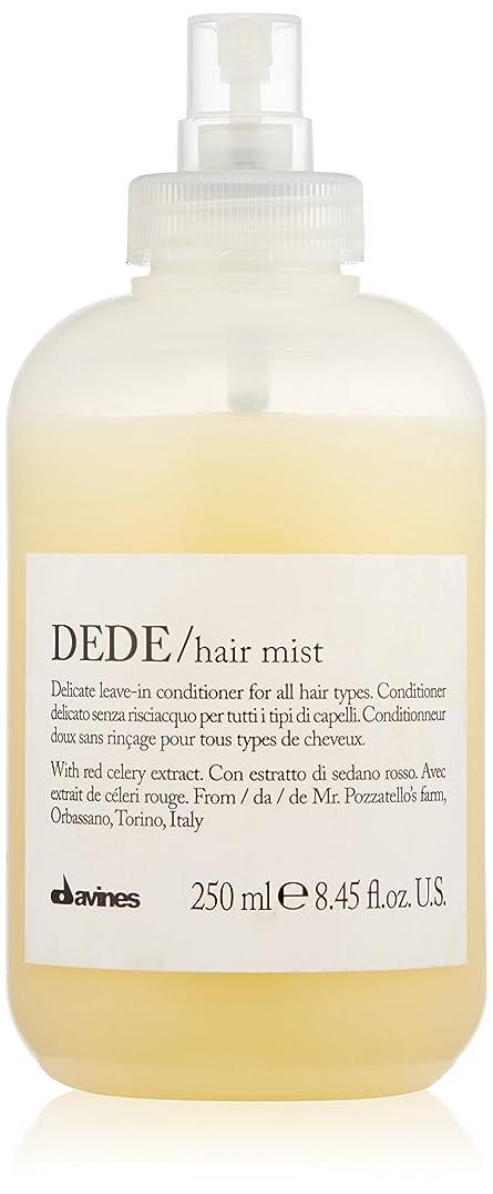 歌詞驚いたことに手錠ダヴィネス Dede Hair Mist Delicate Leave-In Conditioner (For All Hair Types) 250ml/8.45oz