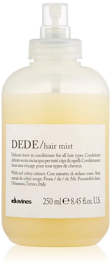 広告する人口悪性ダヴィネス Dede Hair Mist Delicate Leave-In Conditioner (For All Hair Types) 250ml/8.45oz