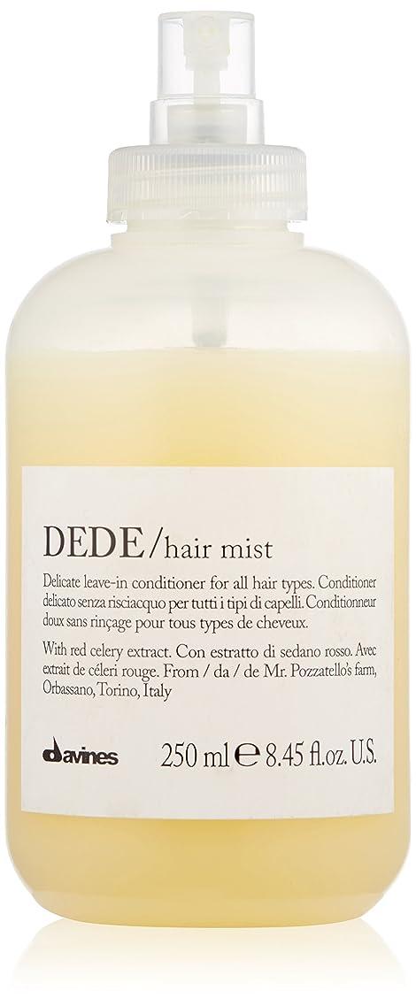 同志うめき報いるダヴィネス Dede Hair Mist Delicate Leave-In Conditioner (For All Hair Types) 250ml/8.45oz