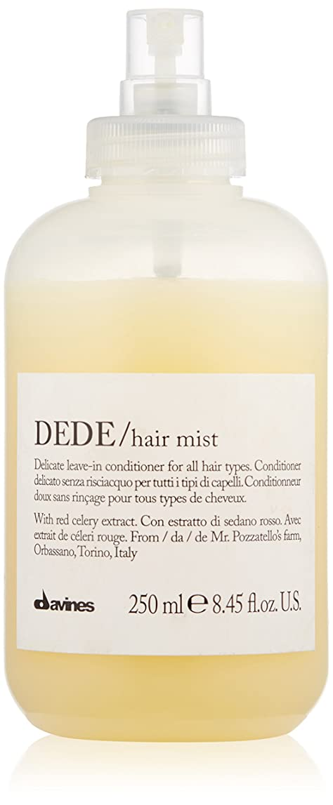 シャット方向更新するダヴィネス Dede Hair Mist Delicate Leave-In Conditioner (For All Hair Types) 250ml/8.45oz